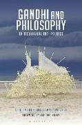 Cover-Bild zu Mohan, Shaj: Gandhi and Philosophy
