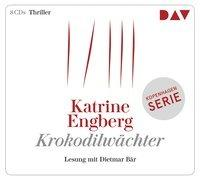 Cover-Bild zu Engberg, Katrine: Krokodilwächter. Ein Kopenhagen-Thriller