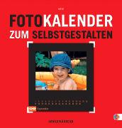 Cover-Bild zu Fotokalender zum Selbstgestalten rot