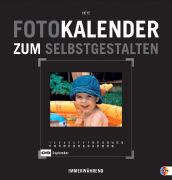 Cover-Bild zu Fotokalender zum Selbstgestalten schwarz