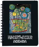 Cover-Bild zu Hundertwasser Agenda