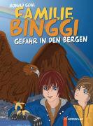 Cover-Bild zu Familie Binggi - Gefahr in den Bergen