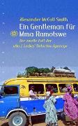 Cover-Bild zu McCall Smith, Alexander: Ein Gentlemen für Mma Ramotswe