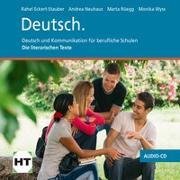 Cover-Bild zu Eckert-Stauber, Rahel: Deutsch Deutsch und Kommunikation für berufliche Schulen