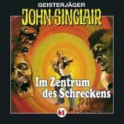 Cover-Bild zu Dark, Jason: John Sinclair - Folge 61