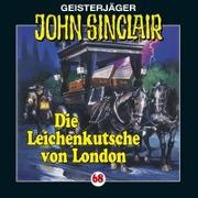 Cover-Bild zu Dark, Jason: John Sinclair - Folge 68