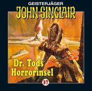 Cover-Bild zu Dark, Jason: John Sinclair - Folge 37