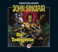 Cover-Bild zu Dark, Jason: John Sinclair - Folge 78