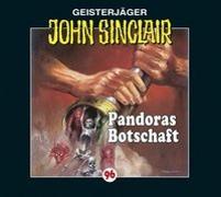 Cover-Bild zu Dark, Jason: John Sinclair - Folge 96