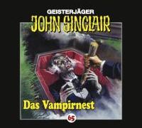 Cover-Bild zu Dark, Jason: John Sinclair - Folge 65