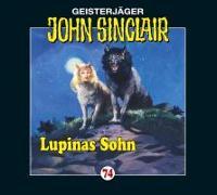 Cover-Bild zu Dark, Jason: John Sinclair - Folge 74
