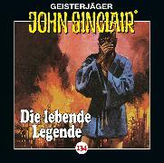 Cover-Bild zu Dark, Jason: John Sinclair - Folge 134