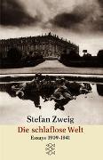 Cover-Bild zu Zweig, Stefan: Die schlaflose Welt - Gesammelte Werke in Einzelbänden