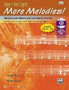 Cover-Bild zu Beck, Andy: Sing at First Sight . . . More Melodies: Reproducible Exercises for Sight-Singing Practice, Reproducible Book & Data CD