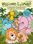 """Cover-Bild zu Fisher, Brian (Komponist): Welcome to the Jungle: A Mini-Musical Based on Aesop's Fable """"The Lion and the Mouse"""" for Unison and 2-Part Voices (Teacher's Handbook)"""