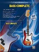 Cover-Bild zu Titus, Dale: Ultimate Beginner -- Bass Complete: Book & DVD (Hard Case)