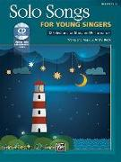 Cover-Bild zu Beck, Andy (Komponist): Solo Songs for Young Singers: 12 Selections for Study and Performance, Book & CD