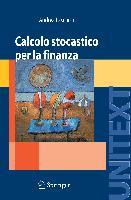 Cover-Bild zu Calcolo stocastico per la finanza
