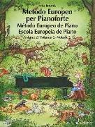 Cover-Bild zu Metodo Europeo per Pianoforte