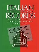 Cover-Bild zu Italian Genealogical Records