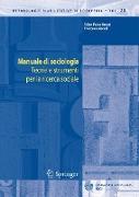Cover-Bild zu Manuale di sociologia
