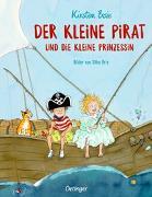 Cover-Bild zu Boie, Kirsten: Der kleine Pirat und die kleine Prinzessin