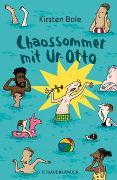 Cover-Bild zu Boie, Kirsten: Chaossommer mit Ur-Otto