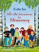 Cover-Bild zu Boie, Kirsten: Wir alle zusammen im Möwenweg