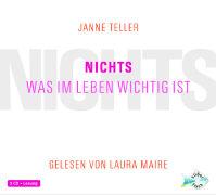 Cover-Bild zu Teller, Janne: Nichts. Was im Leben wichtig ist