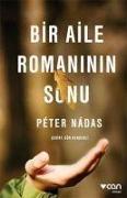 Cover-Bild zu Nadas, Peter: Bir Aile Romaninin Sonu