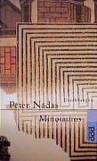 Cover-Bild zu Nádas, Péter: Minotauros