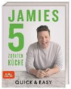 Cover-Bild zu Oliver, Jamie: Jamies 5-Zutaten-Küche