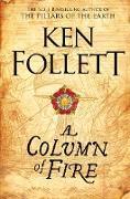 Cover-Bild zu A Column of Fire (eBook) von Follett, Ken