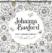 Cover-Bild zu Basford, Johanna: Johanna Basford 2022 Coloring Wall Calendar