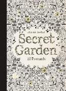 Cover-Bild zu Basford, Johanna: Secret Garden: 20 Postcards