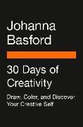 Cover-Bild zu Basford, Johanna: 30 Days of Creativity