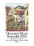 Cover-Bild zu Hesse, Hermann: Kalender 2022