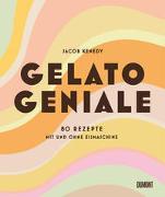 Cover-Bild zu Kenedy, Jacob: Gelato Geniale