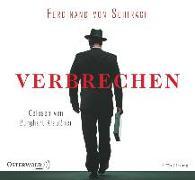 Cover-Bild zu von Schirach, Ferdinand: Verbrechen
