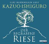 Cover-Bild zu Ishiguro, Kazuo: Der begrabene Riese