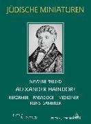 Cover-Bild zu Freund, Susanne: Alexander Haindorf