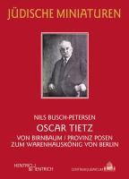 Cover-Bild zu Busch-Petersen, Nils: Oscar Tietz