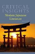 Cover-Bild zu Jacob, Frank (Hrsg.): Modern Japanese Literature