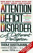 Cover-Bild zu Hartmann, Thom: Attention Deficit Disorder: A Different Perception Second Edition