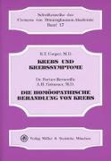 Cover-Bild zu Cooper, R. T.: Krebs und Krebssymptome. Die homöopathische Behandlung von Krebs