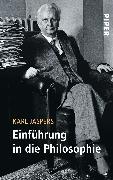 Cover-Bild zu Jaspers, Karl: Einführung in die Philosophie