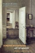 Cover-Bild zu Bronfen, Elisabeth: Dorothy Richardson's Art of Memory