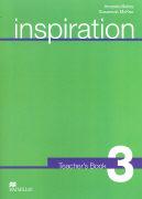 Cover-Bild zu Garton-Sprenger, Judy: Inspiration 03. Teacher's Book