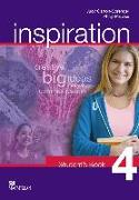 Cover-Bild zu Garton-Sprenger, Judy: Inspiration 4. Student's Book