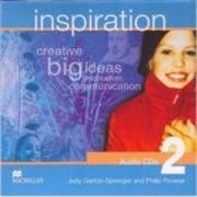 Cover-Bild zu Garton-Sprenger, Judy: Inspiration 2. Class Audio-CDs